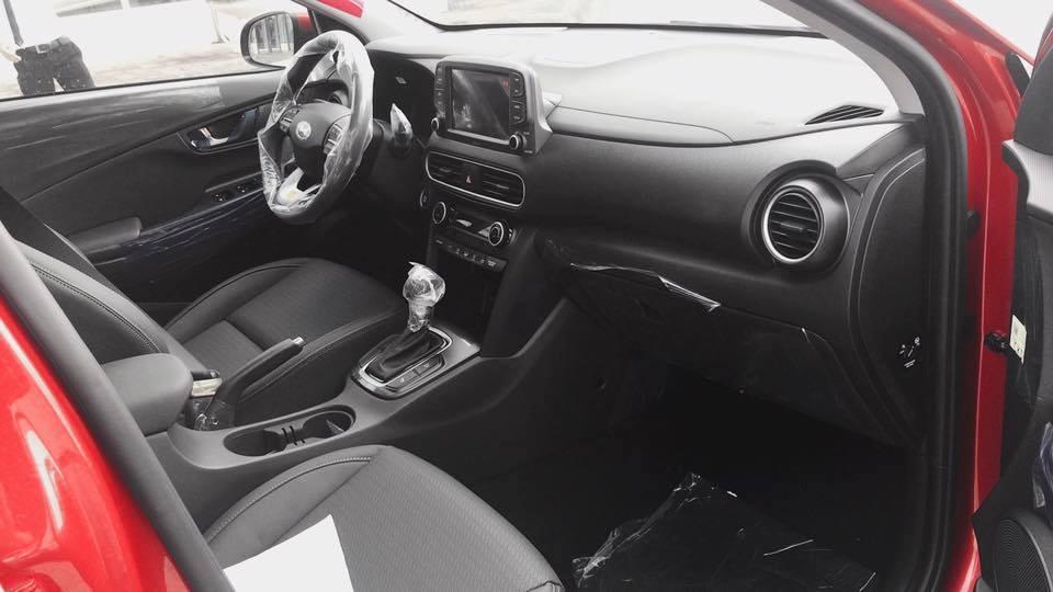 Giá xe Hyundai Kona, Hyundai Kona, Hyundai Kona 2018 ra mắt